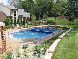 caring for an automatic pool cover